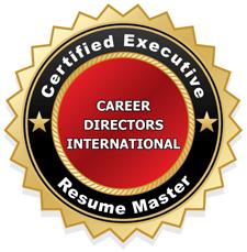 executive resume master